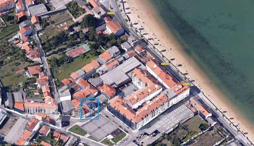 Moderno Apartamento en la playa