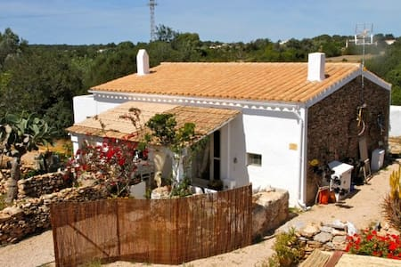 Formentera country typical finca