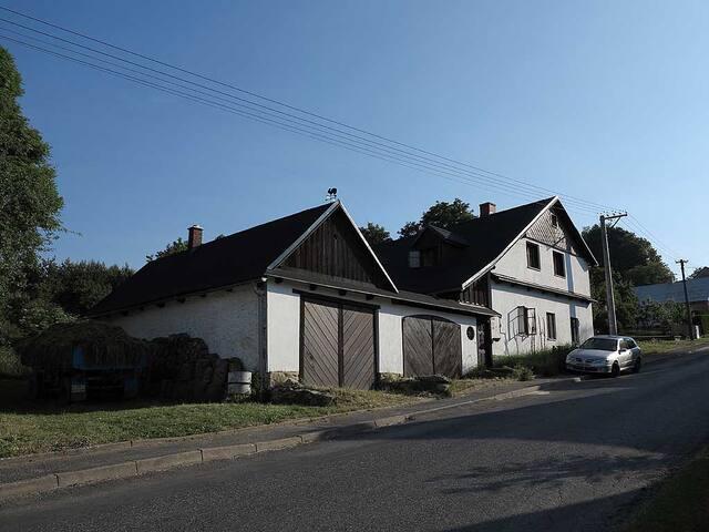 Luxury farmhouse near Policka - Nedvězí - Casa