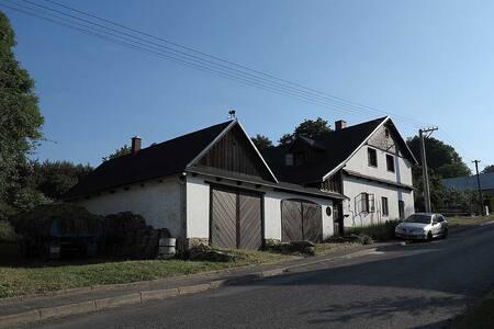 Luxury farmhouse near Policka - Nedvězí