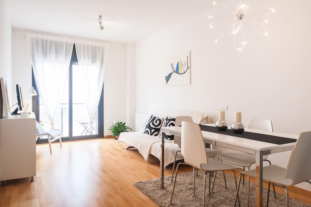Amazing flat bcn near stadium fc barcelona appartamenti for Appartamenti barcellona affitto mensile