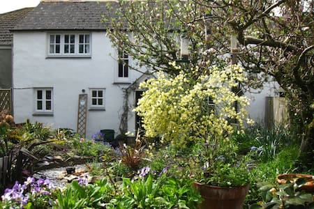 Room in Delightful Cornish Cottage - Probus - Pousada