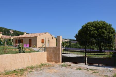 Villa (maison) avec jardin - Simiane-la-Rotonde