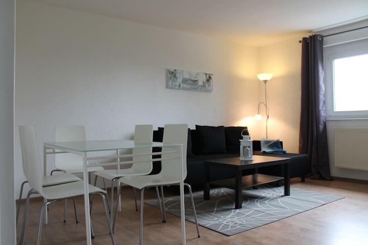 Gemütliche Ferienwohnung Elsass - Artolsheim - Lägenhet