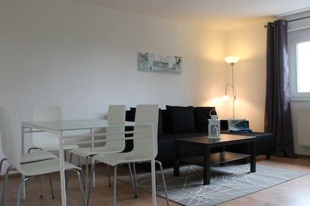 Gemütliche Ferienwohnung Elsass - Artolsheim - Appartement