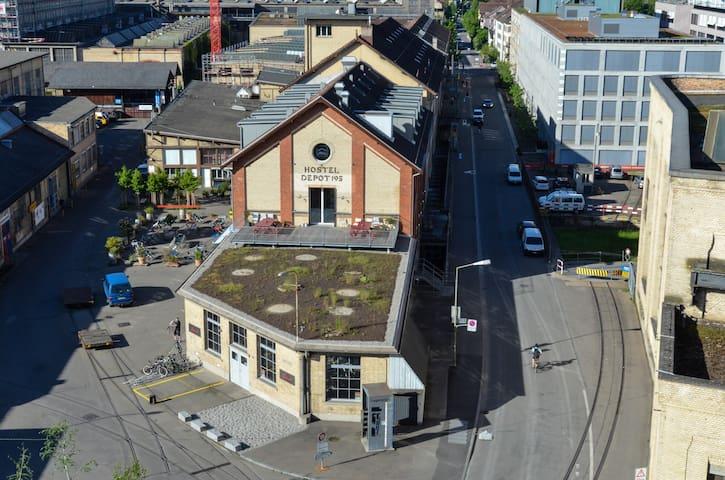 Aussenansicht/Building