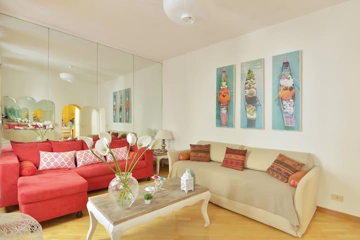 Charming & Cozy Colosseum Apartment - Řím - Byt