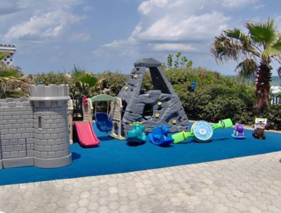 Play area for kids!