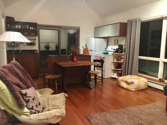An adorable getaway in the Gunks! - New Paltz - Apartment