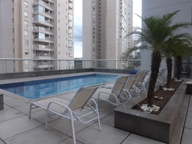 Apto business executivo/Luxo - Nova Lima - Apartment