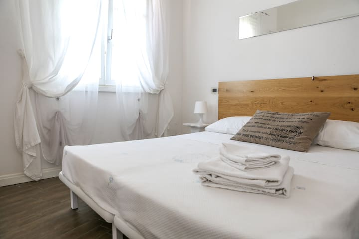 Terrace room - Cavalcaselle - Bed & Breakfast