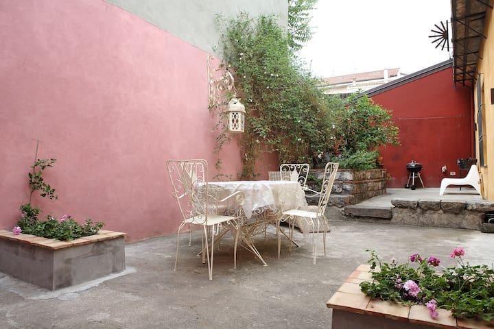 Etna, Sea, Casa della Baronessa - Trecastagni - Apartament