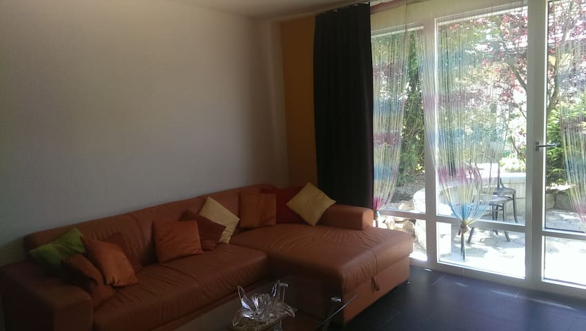 2-Zimmer Wohnung mit Terrasse - Niederscherli