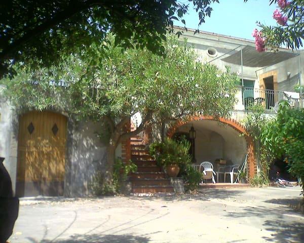 Villa & palmento 5 min da Taormina