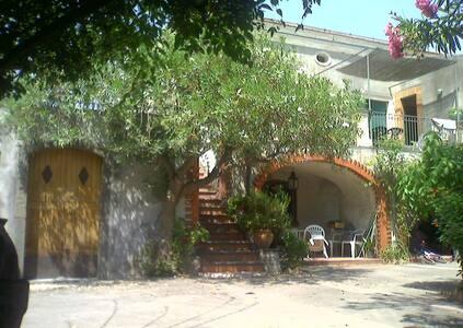 Villa & palmento 5 min da Taormina - Villa