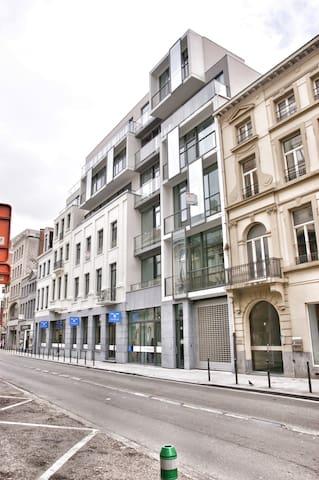 La Monnaie Residence 13 - Brussels - Apartemen