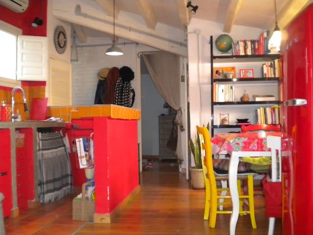 Lovely apartment in the old town - Tarragona - Apartmen
