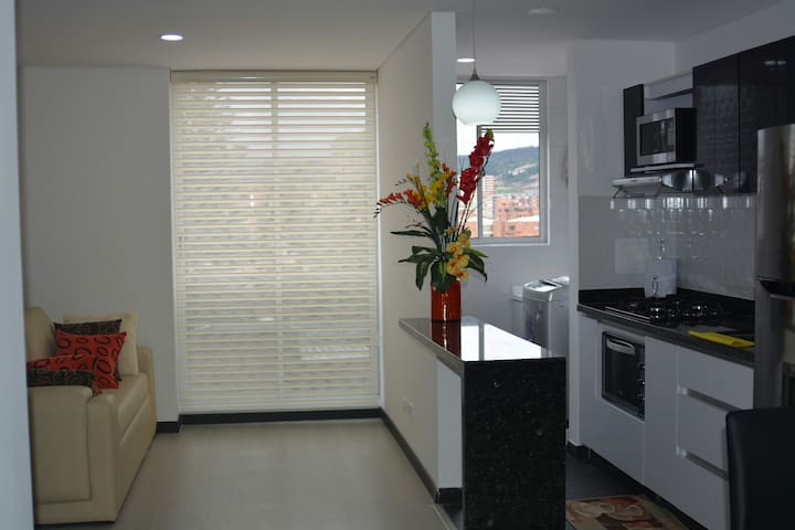 Beautiful aparment in  North of Bogota! - Bogotá