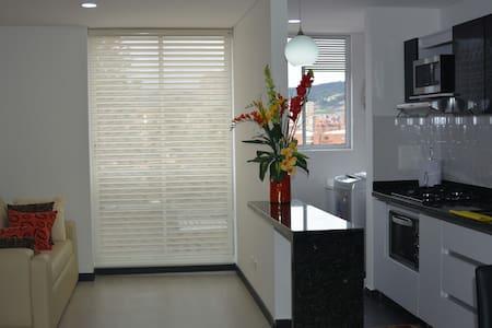 Hermoso apartamento en el norte de Bogotá - Bogota - Apartament