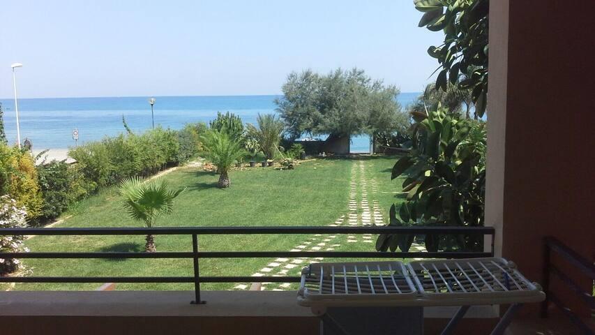 Affitto appartamento vista mare 2 - San Giacomo-marinella - Квартира