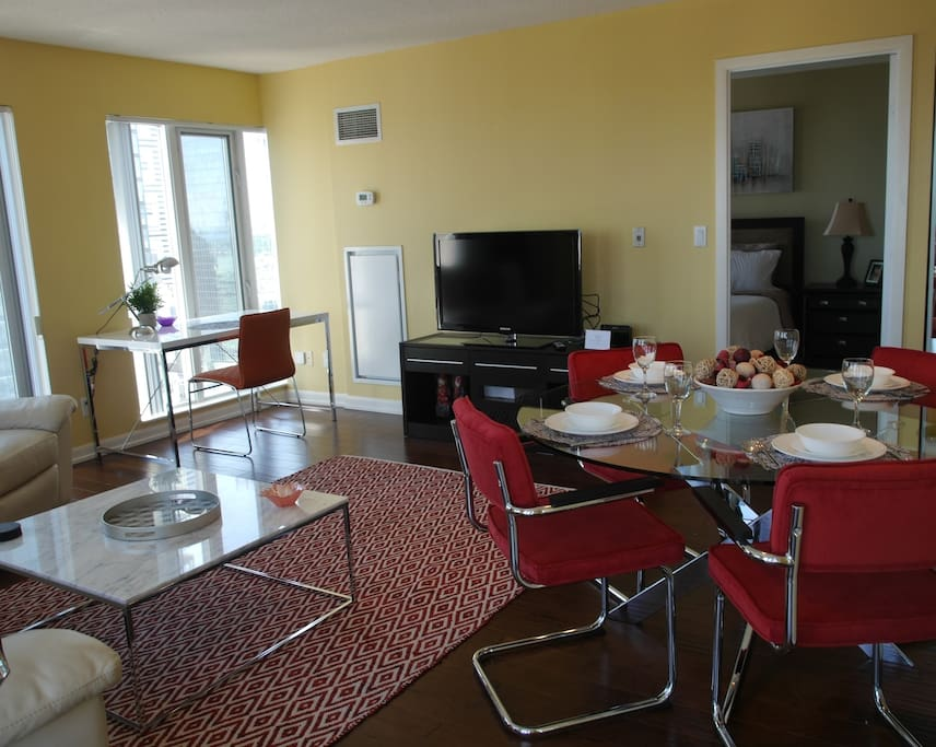 Stay in luxury in this 2BR suite