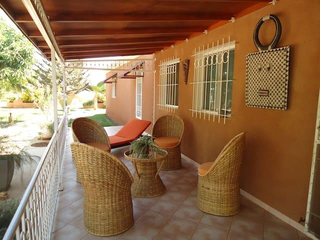 Somone: Charmante villa 2 pers 49€ tt compris