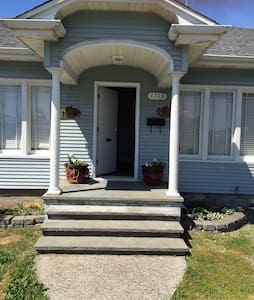 Charming downtown Puyallup home - Puyallup - Casa