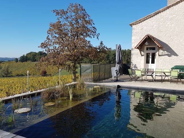 La Gironie : pretty cottage, charm and peace