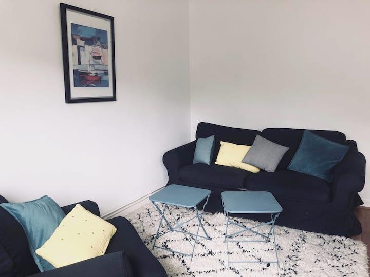Appartement tout confort à 100m de la mer