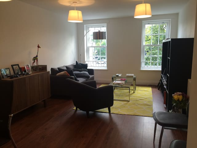 Renovated flat in central StAndrews - Saint Andrews - Leilighet