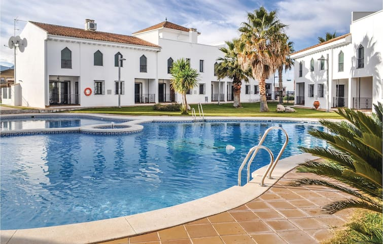 Holiday apartment with 2 bedrooms on 53m² in Iznalloz
