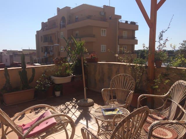 Da Matilde a Pochi passi dagli scavi di Ercolano - Ercolano - Apartment