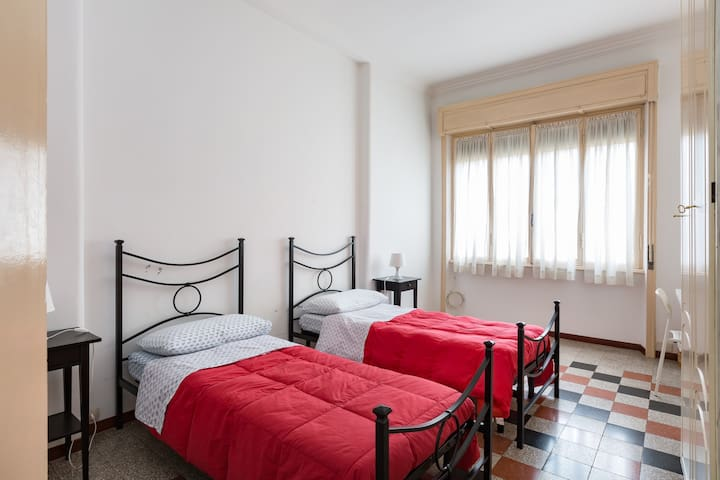 Casa Vespa - Roma - Apto. en complejo residencial