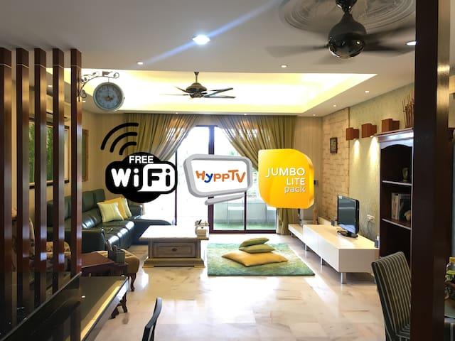 5Star Homestay Putrajaya: Puteri Palma Condominium