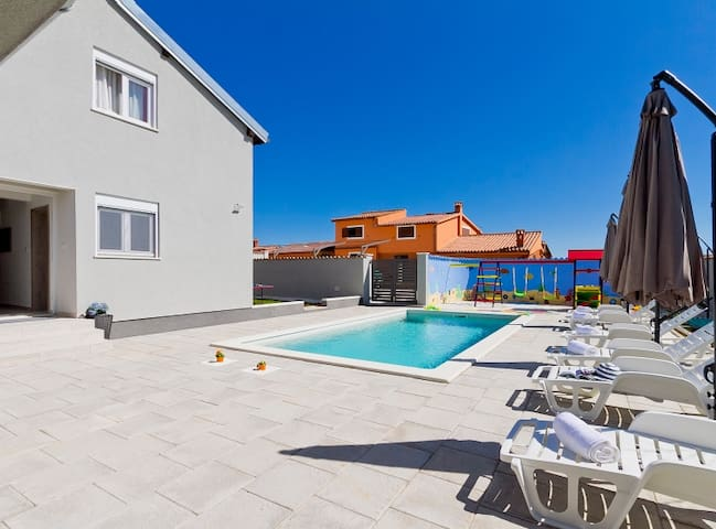 New family-friendly apartment David, Istria - Loborika - Huoneisto