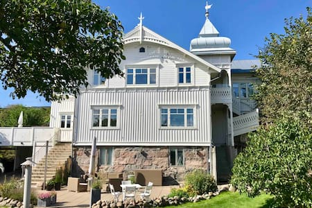Rent our archipelago apartment for a unique stay!