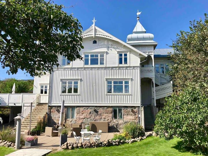 Rent our archipelago apartment for a unique stay!