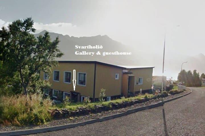 Budget self service hostel: SVARTHOLID GUESTHOUSE