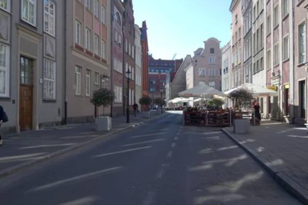 Ulica Ogarna