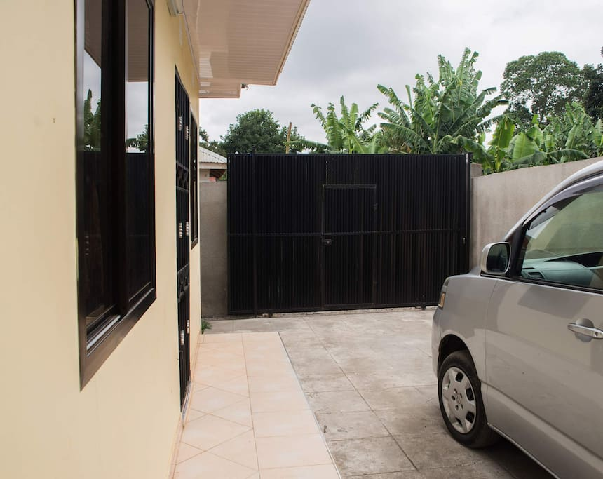 Gate view