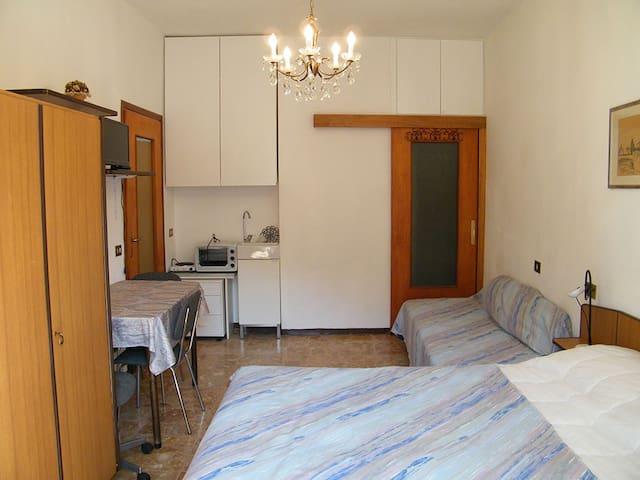 Ghisallino Apartment