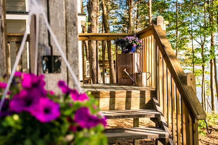 Studio Suite with Private Porch Cabin #27
