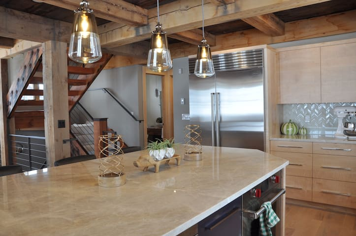 Large Luxury Mountain Modern Crested Butte Home