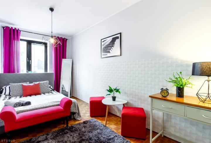ClickTheFlat Wilcza Street Apart Rooms (4)