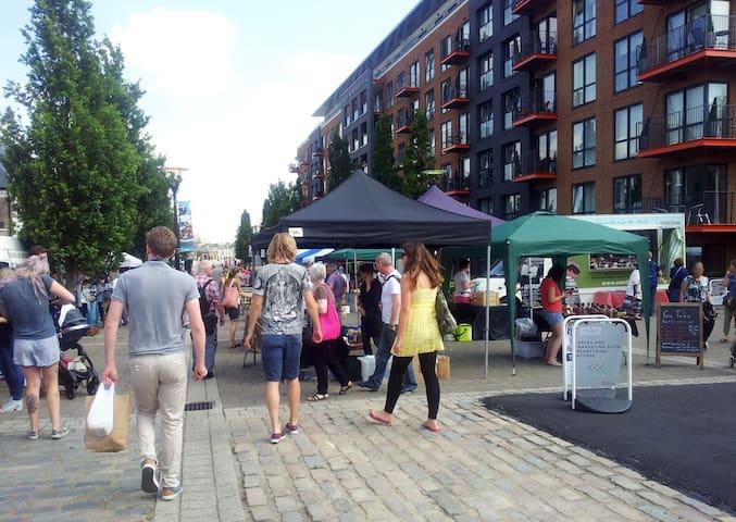 Royal Arsenal Fortnightly Saturday Farmers Market
