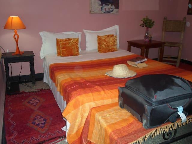 Centre medina Room F-16€ - Marrakesh - Bed & Breakfast