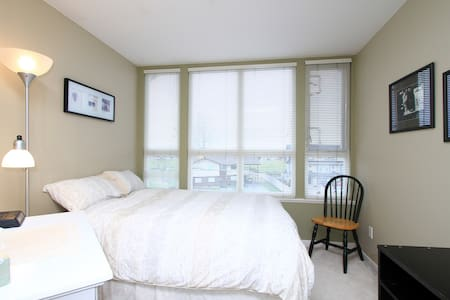 Bright Clean West Room & Breakfast - Richmond - Rivitalo