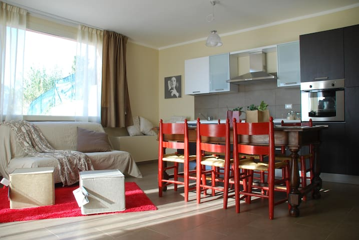 Mora Holiday in the Heart of Umbria - Foligno - Flat