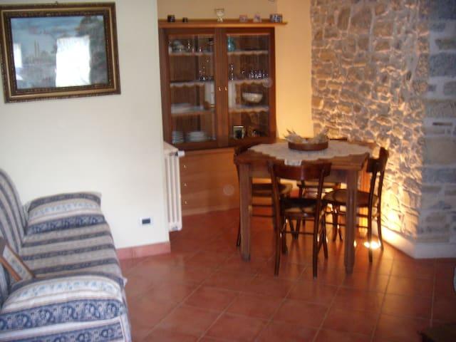riposo e natura - Castelluccio di Porretta Terme, Bologna - Lägenhet