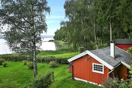 Beautiful cabin one hour from Oslo! - Trøgstad